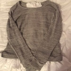 Free People Bow Sweater